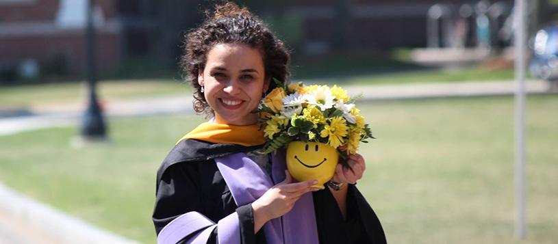 Interviu cu cea mai bună studentă româncă din SUA în 2015