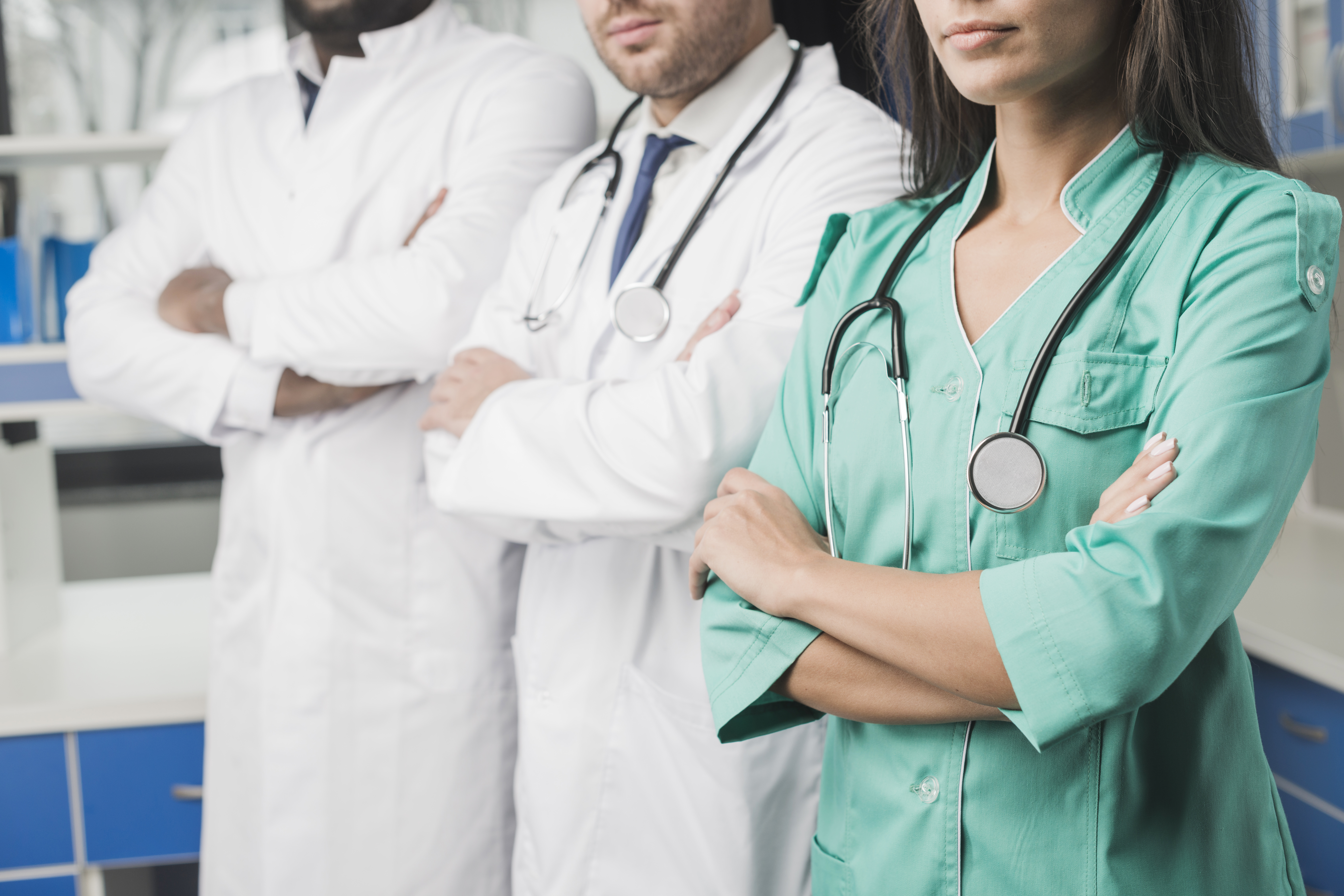 Dress code-ul pentru personalul medical