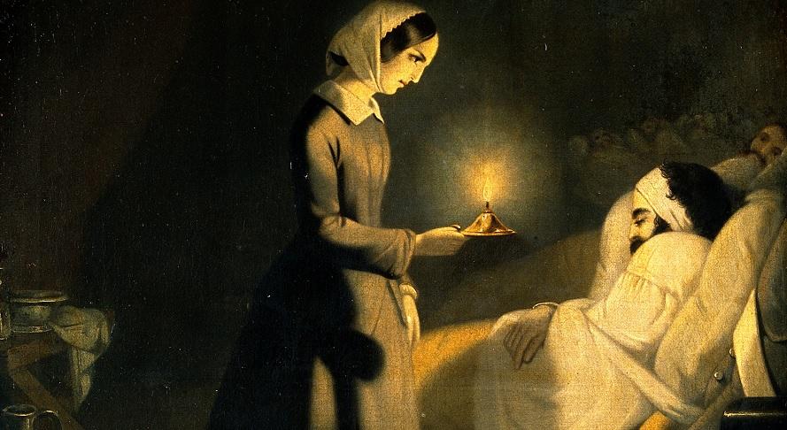 Lucruri mai putin stiute despre cea mai cunoscuta asistenta medicala din lume