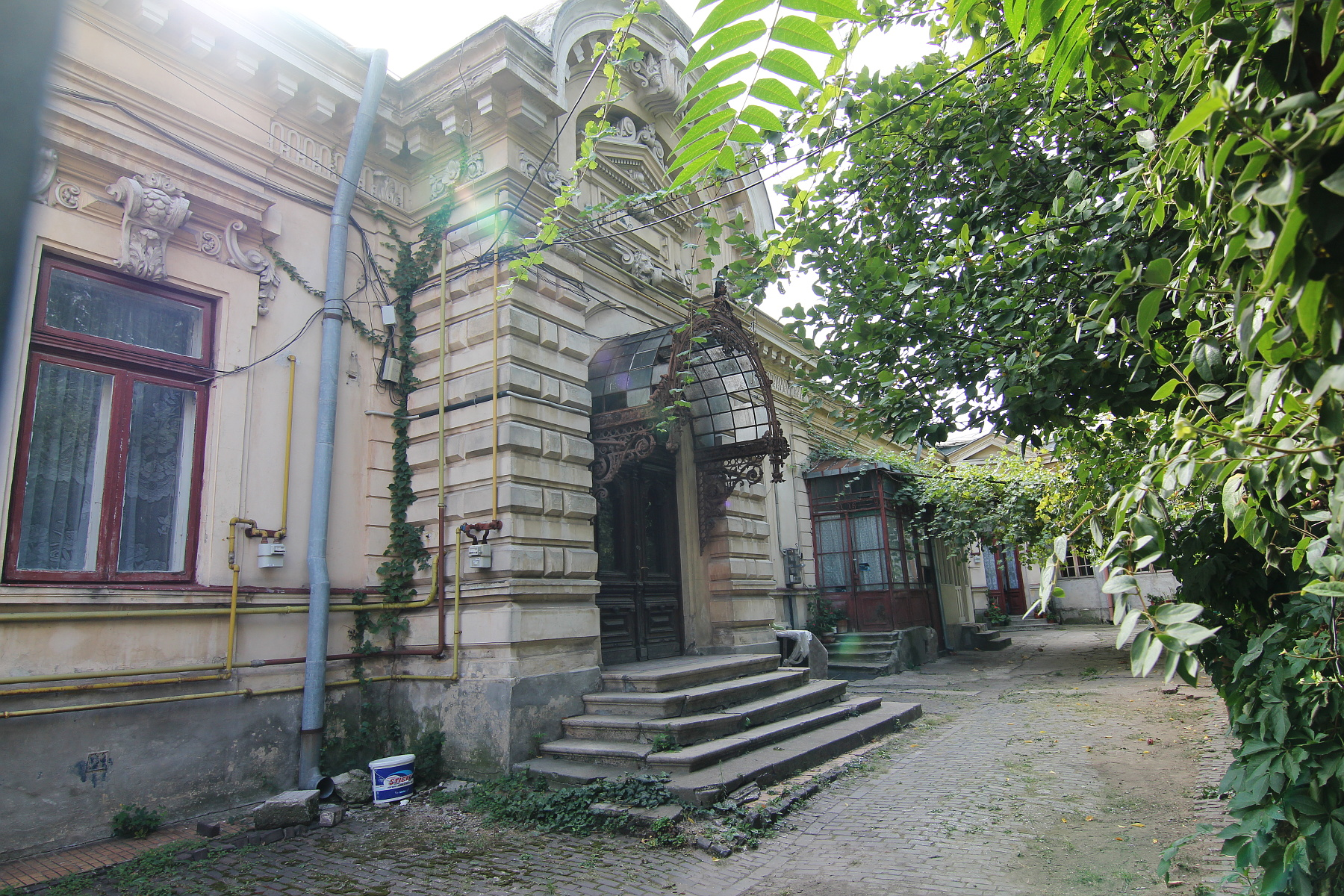 Un cartier de medici celebri din Bucurestiul de altadata