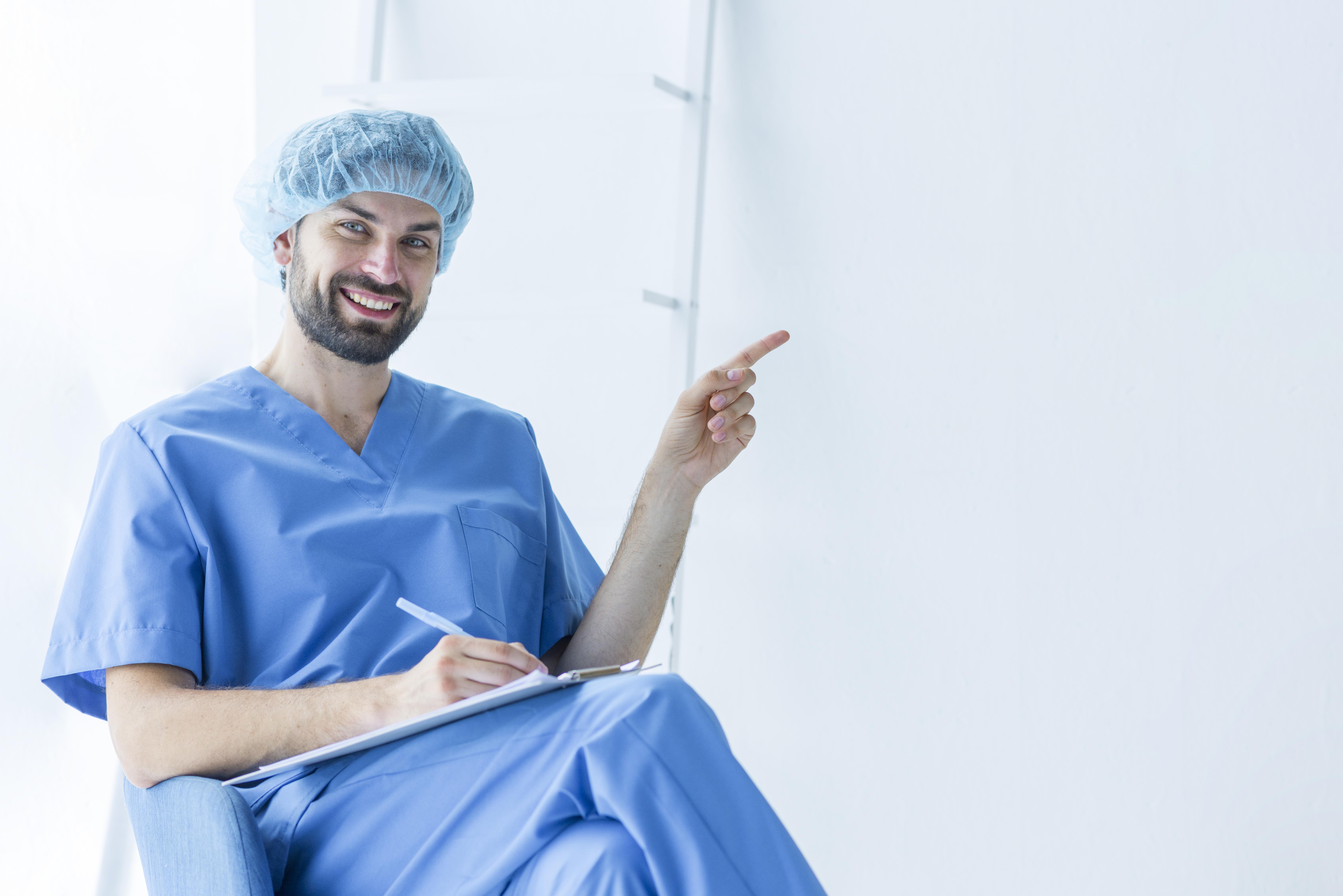 De ce meseria de asistent medical este potrivită pentru bărbaţi