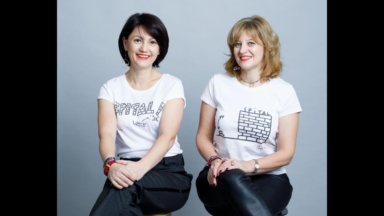"""Cum va arata spitalul Oanei Gheorghiu, al lui Carmen Uscatu, al nostru – Interviu cu fondatoarele """"Noi facem un spital"""""""