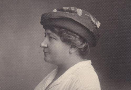 Marta Trancu-Rainer, prima femeie chirurg din Romania