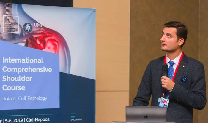 "INTERVIU dr. Andrei Popescu, medic ortoped, supraspecializat in chirurgia umarului: ""Chirurgii viseaza de obicei la lucruri imposibile sau impracticabile, eu mi-as dori sa fie zile cu mai mult de 24 ore"""