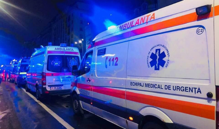 ambulanta romania