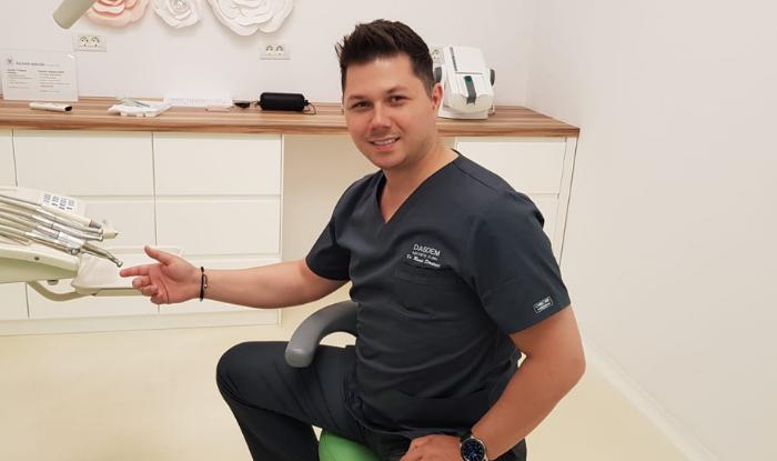 """INTERVIU dr. Remus Stratulat, medic estetica dentara: """"Fiecare pacient merita maximul posibil"""""""