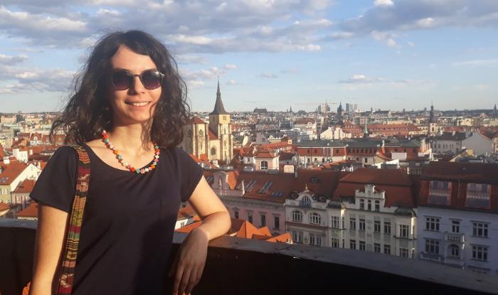 INTERVIU Edith Karda, tânăra din Cluj-Napoca care a dezvoltat o aplicație ce arată cum pot fi combinate medicamentele