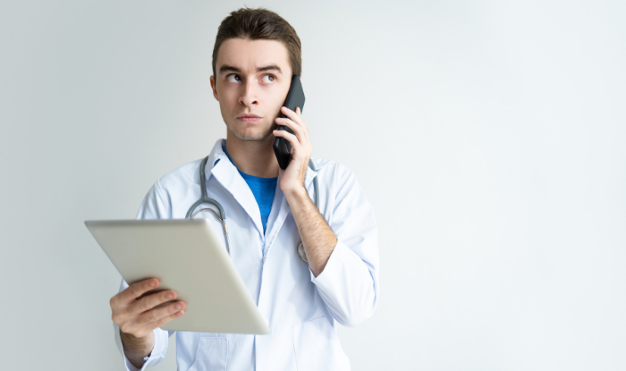 medic concediu