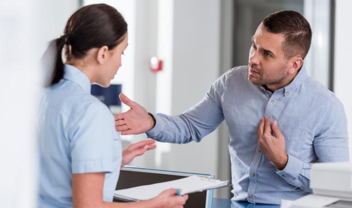 8 sfaturi pentru a îmbunătăți relația cu pacienții dificili
