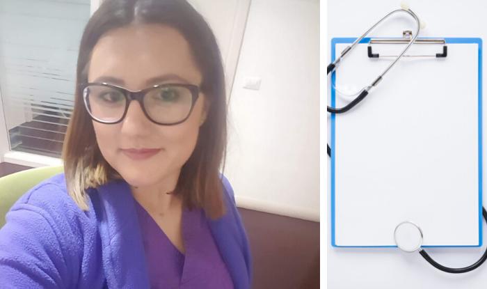 """INTERVIU Melcioiu Mădălina, asistent medical generalist: """"Cea mai frumoasa realizare o avem atunci când putem readuce zâmbetul pacientului pe chipul acestuia"""""""