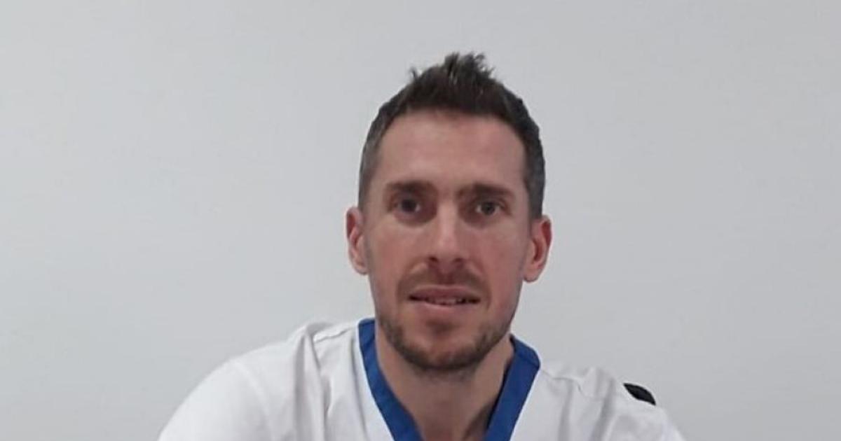 """INTERVIU Bogdan Caciuc, asistent medical generalist: """"Mereu ȋmi tratez pacienții  ca şi cum ar face parte din familia mea."""""""