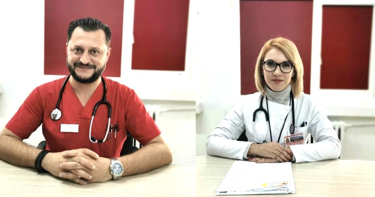 O familie de medici – INTERVIU soții Angelica și Vladimir Gramaticu
