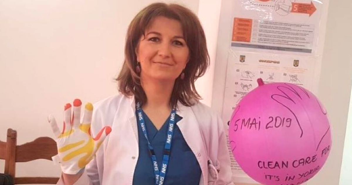 Cristina Sarbu
