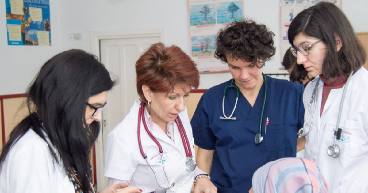 dr. Mariana Floria