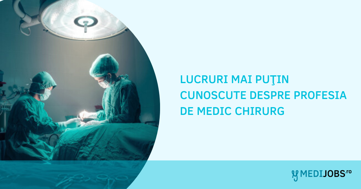 medic chirurg