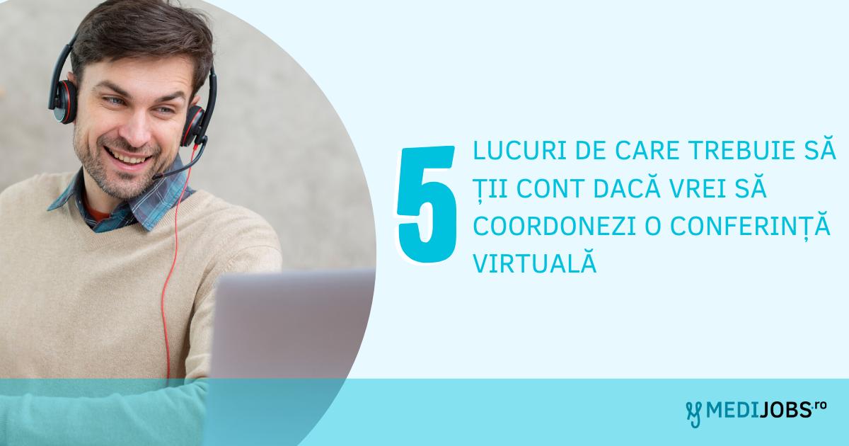 conferințe virtuale