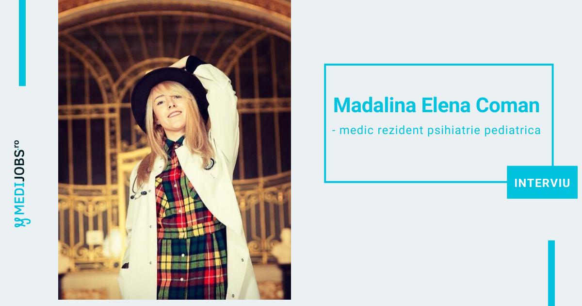Madalina Elena Coman