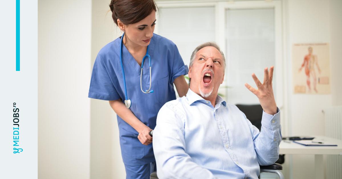 pacienții nervoși
