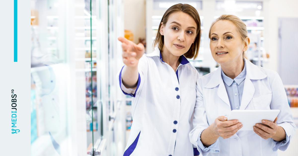 profesia de farmacist