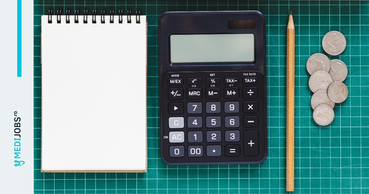 Salariul net vs. salariul brut: care este diferența?