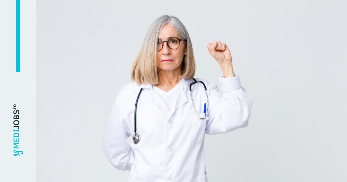 Angajații din Sănătate fac apel la respectarea condițiilor de muncă decentă