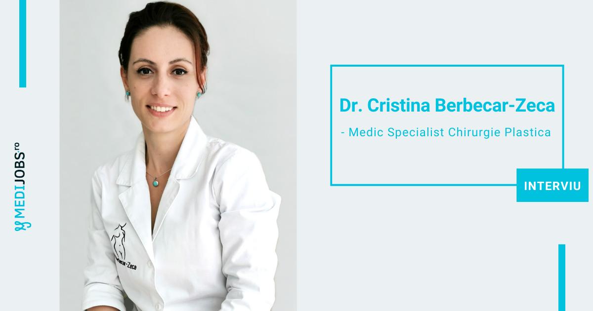 Cristina Berbecar-Zeca