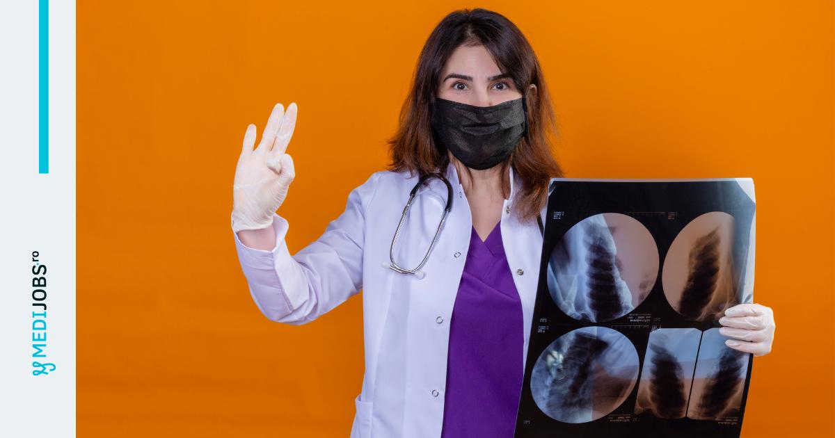 medic pneumolog