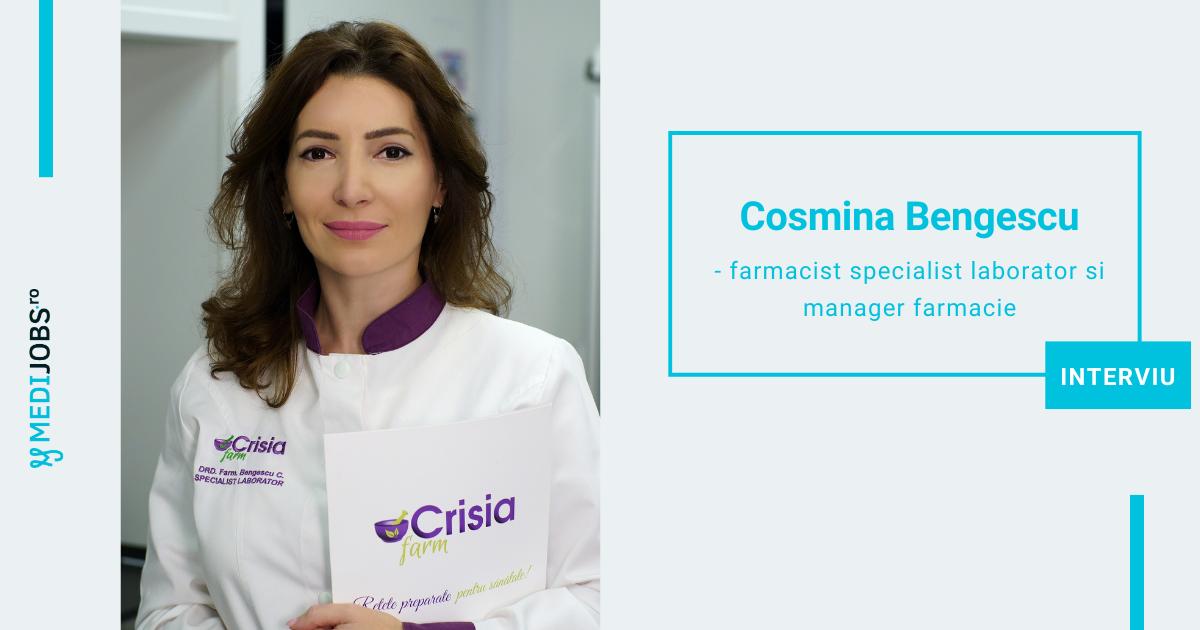 Cosmina Bengescu