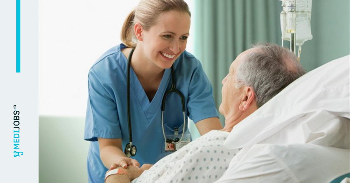 Sectia de oncologie: provocari si responsabilitati