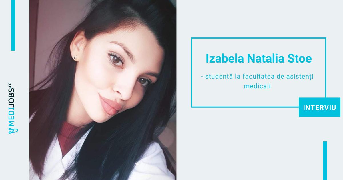 Izabela Natalia Stoe