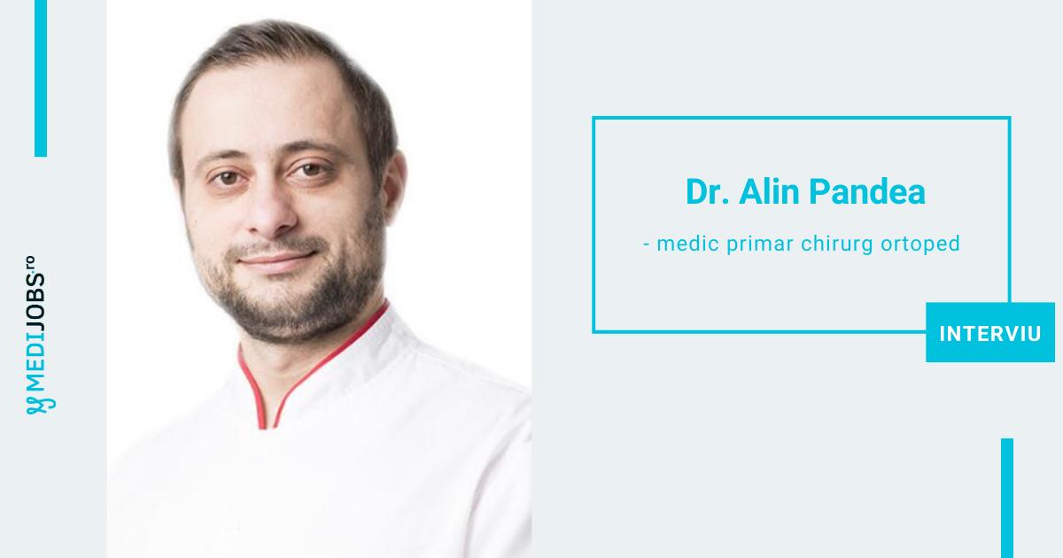 Dr. Alin Pandea