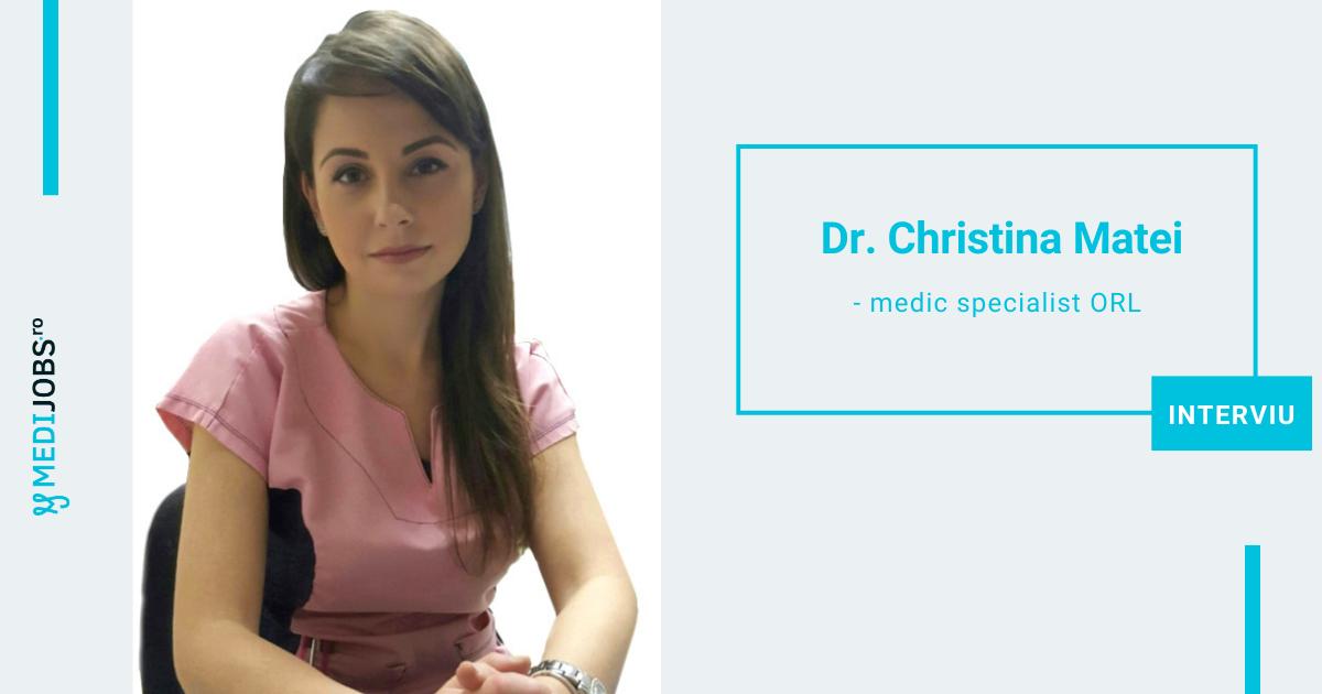 Dr. Christina Matei