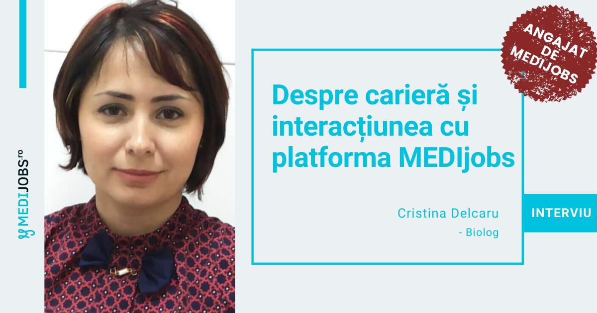 Cristina Delcaru