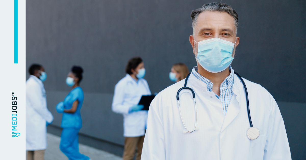 De ce e bine să faci o schimbare profesională chiar și după 10 ani în aceeași unitate medicală