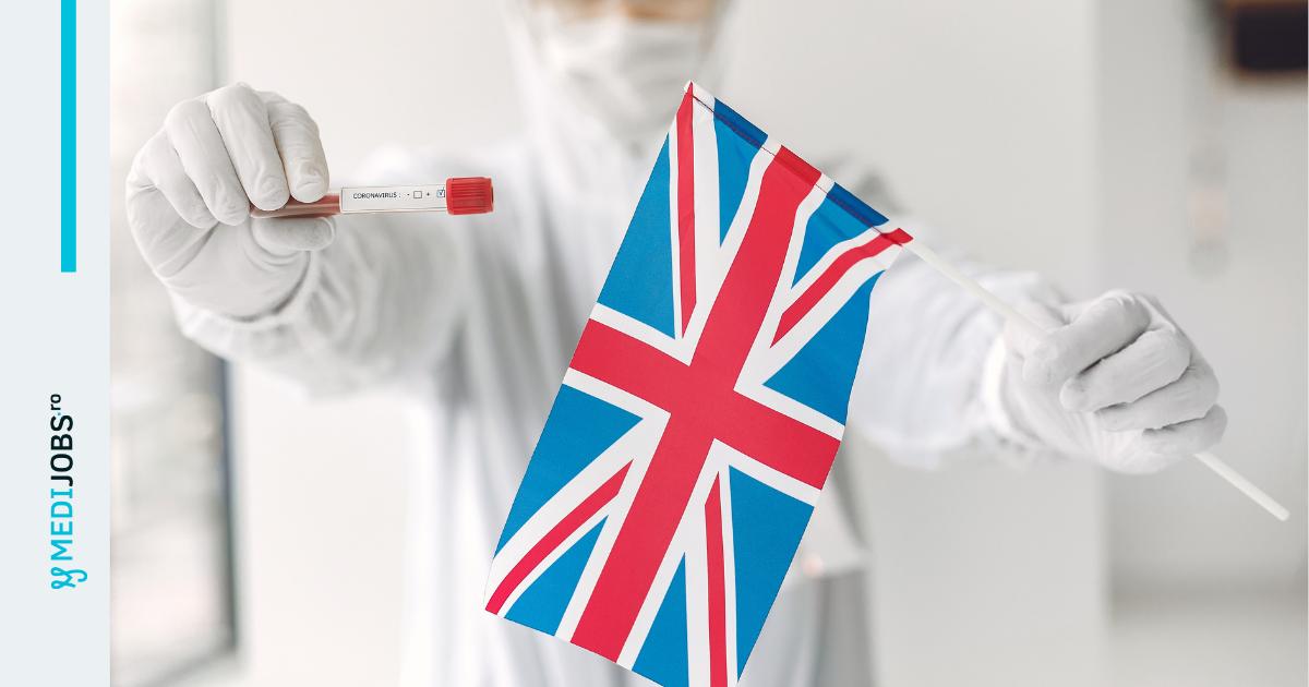 Oamenii de știință sunt îngrijorați cu privire la noua tulpină de coronavirus din Marea Britanie
