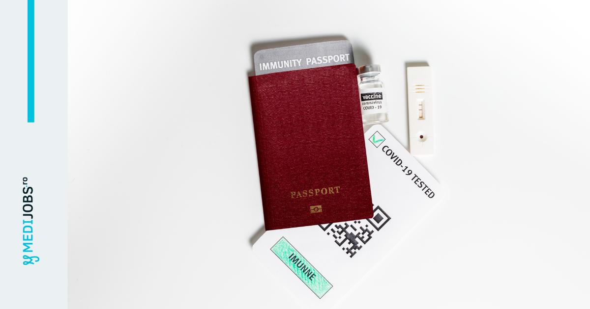 pașaport verde