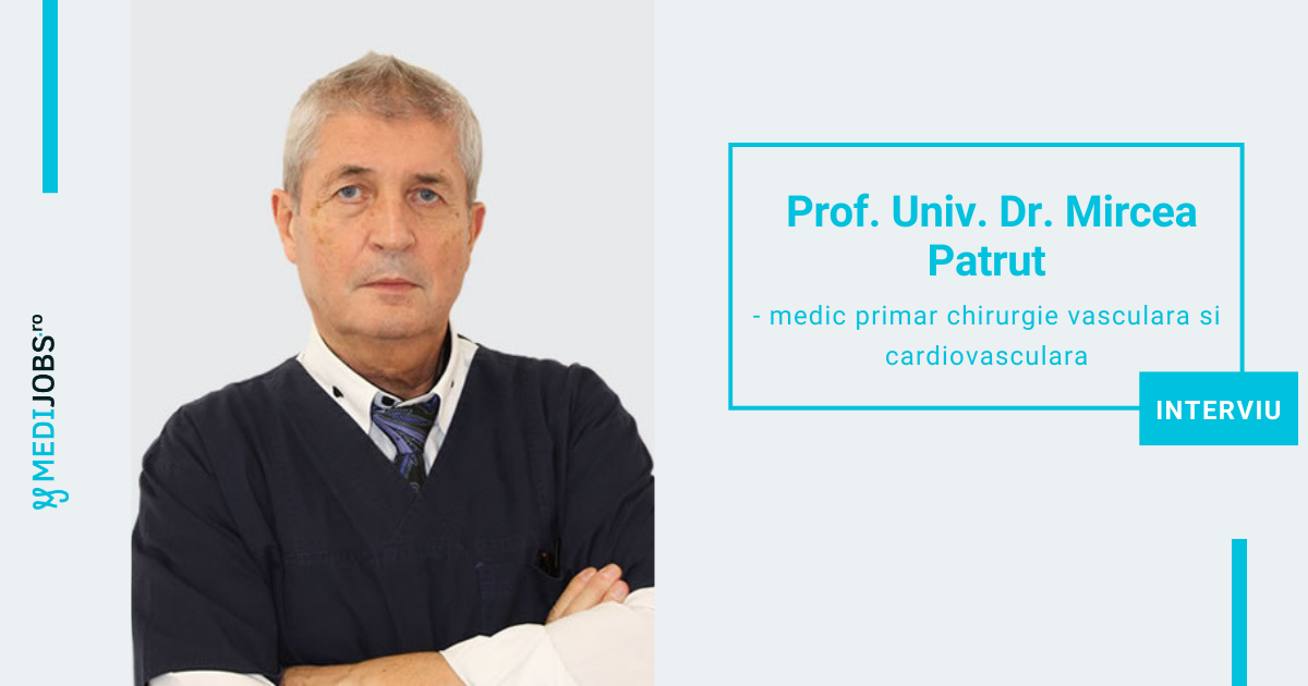 Prof. Univ. Dr. Mircea Patrut