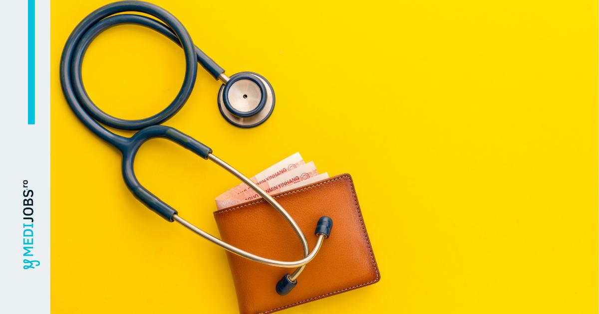 salariu medic rezident