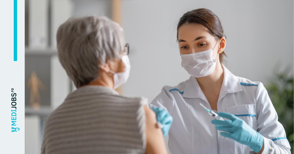 Angajarea personalului medical în centrele de vaccinare