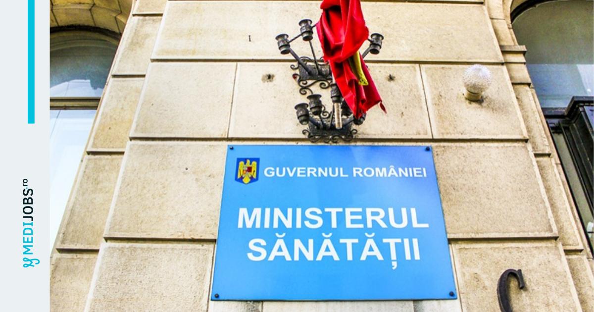 Ministerului Sănătății