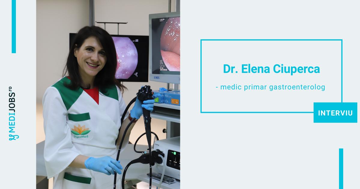 Dr. Elena Ciuperca