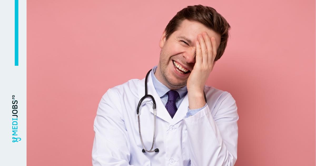Cadrele medicale și umorul în pandemie: ce rol joacă el în sănătate?