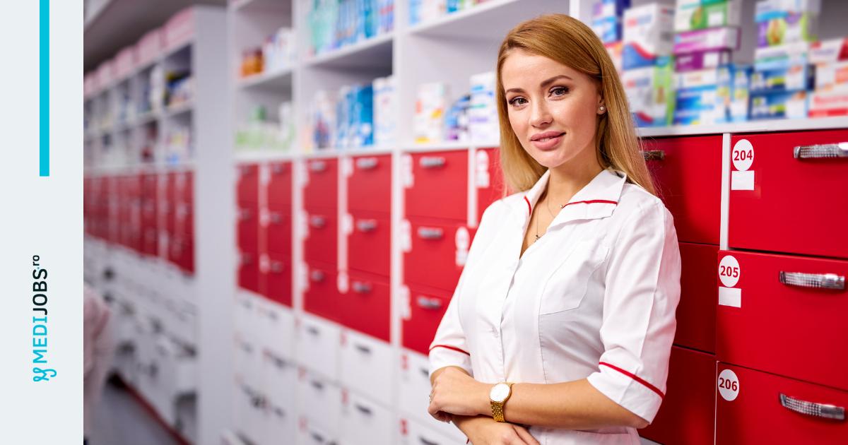 laborator farmaceutic