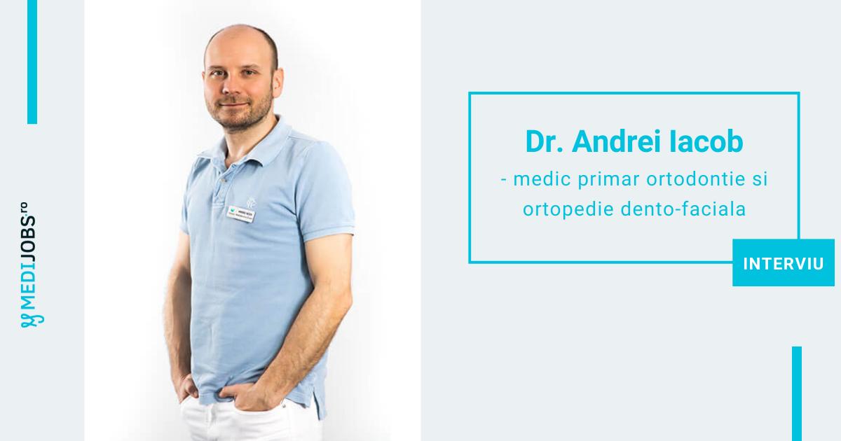 Dr. Andrei Iacob
