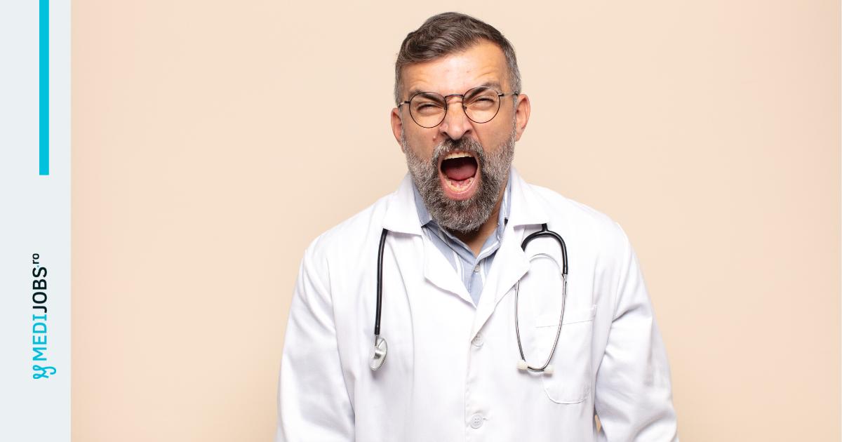 Conflictele de muncă în sectorul medical. Ce spune Codul Muncii și cum sunt reglementate