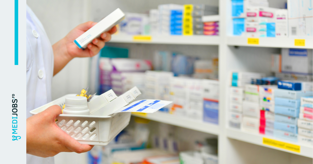 comerțului produselor farmaceutice