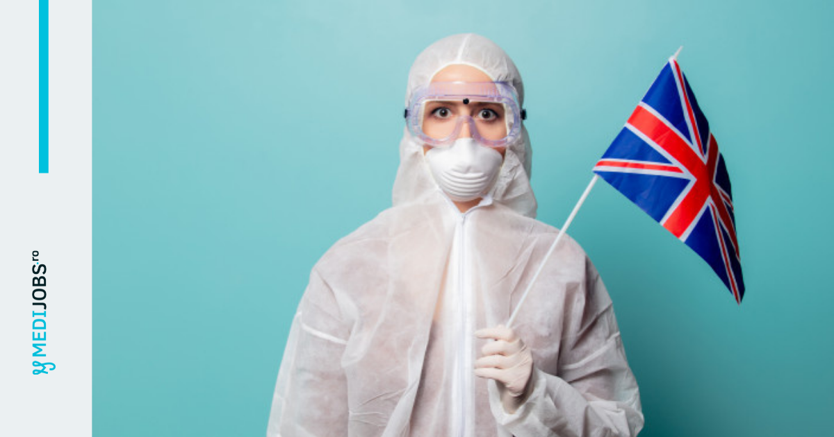 Ministrul Sănătății din UK avertizează că există riscul apariției unei variante Covid rezistente la vaccinuri