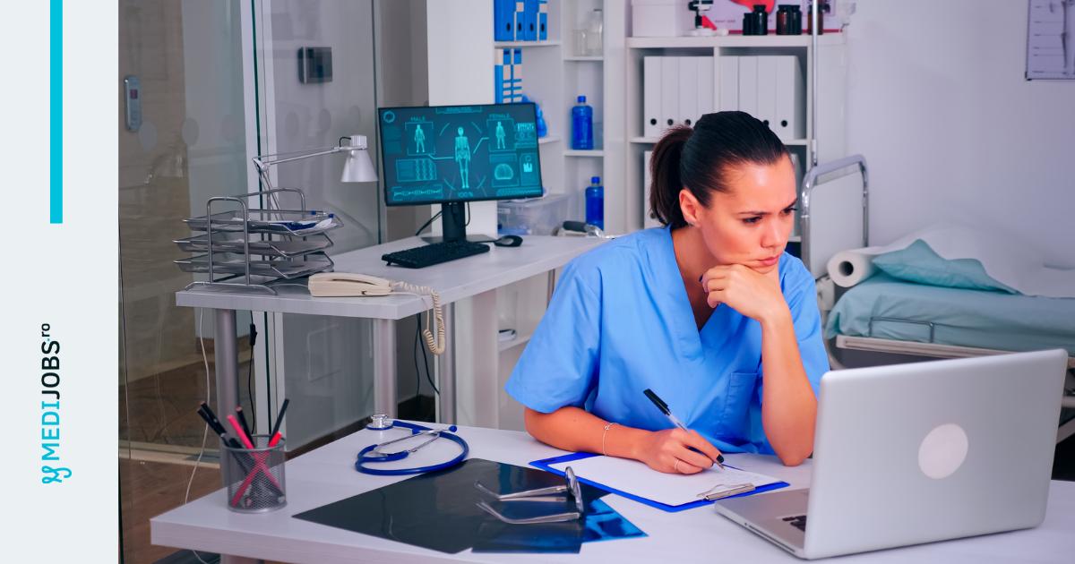 Totul despre examenul de grad principal pentru asistenți medicali, moașe, surori medicale și oficianți medicali