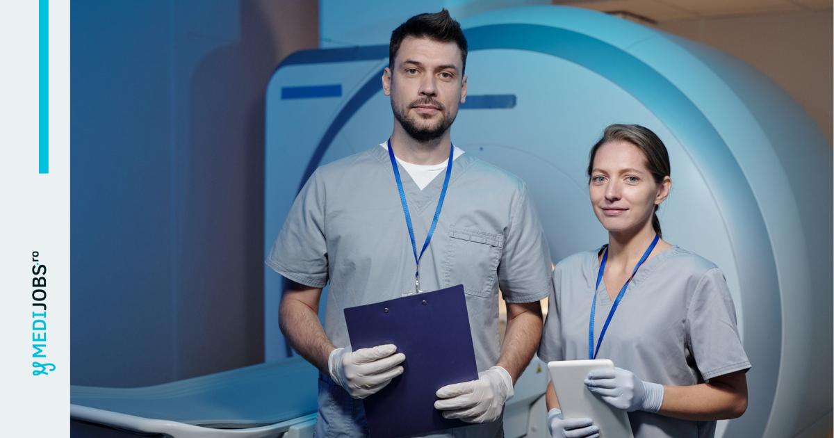 asistent de radiologie