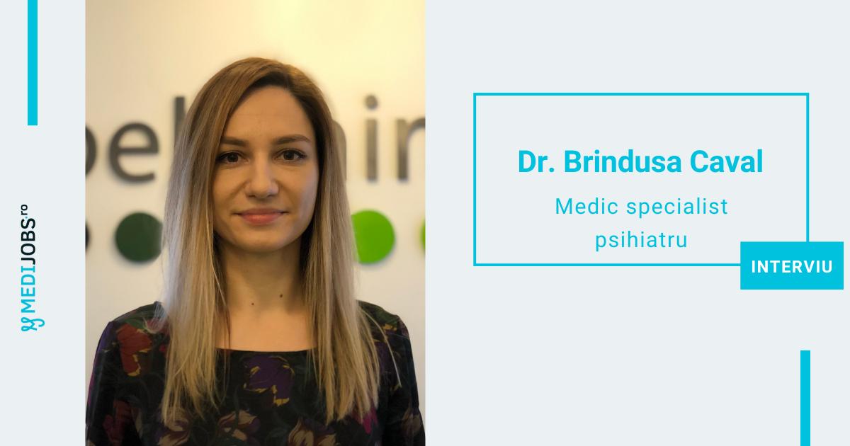 Dr. Brindusa Caval
